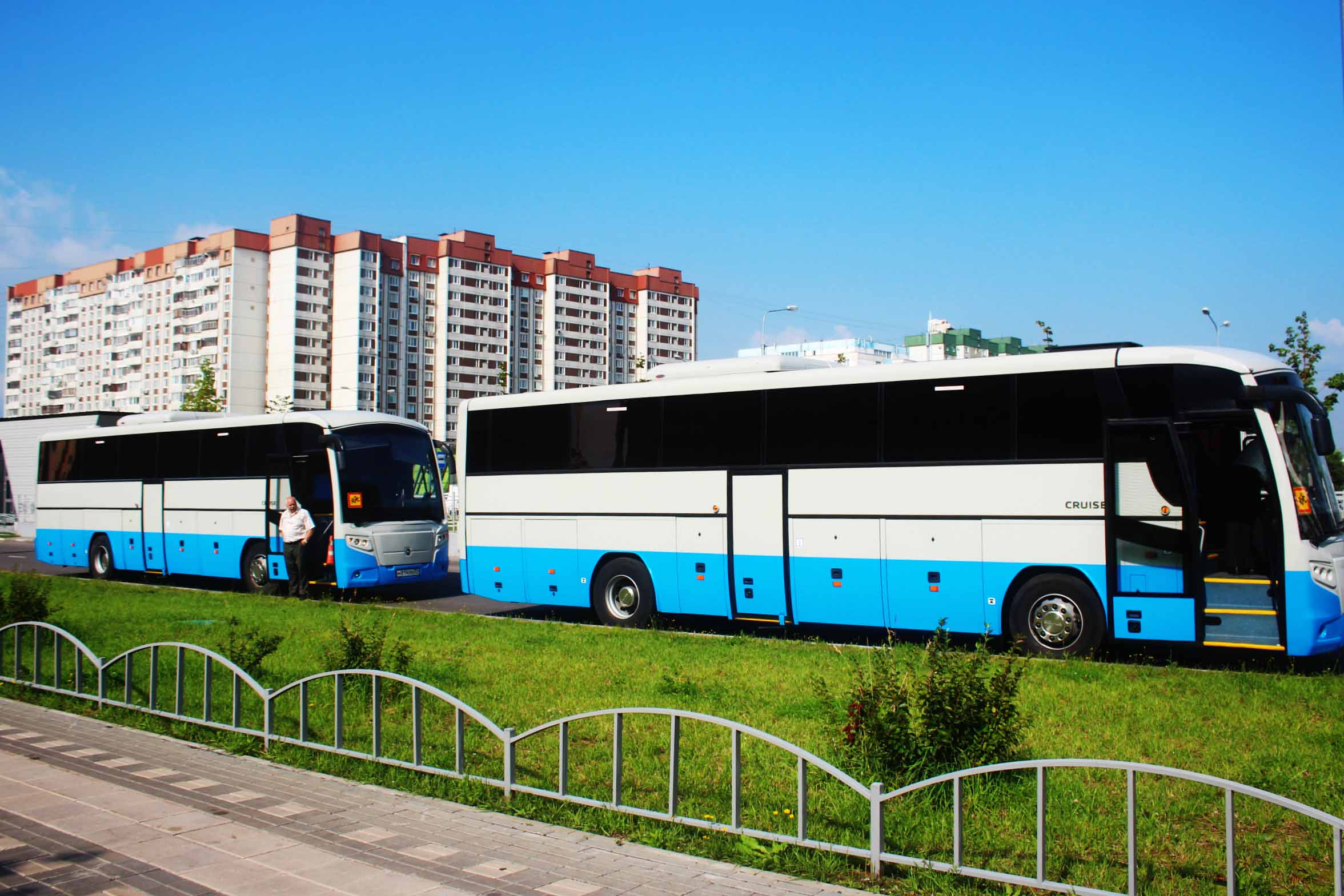 7 Otpravka Avtobusyi