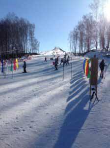 Горнолыжный сезон в Лагере активного отдыха «Кислород» на зимних каникулах -2019