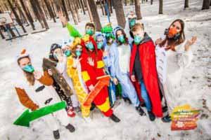 Зимние каникулы 2019 в Подмосковье