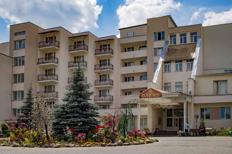 Главный корпус Отель 1