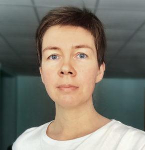 Ольга Давыденко