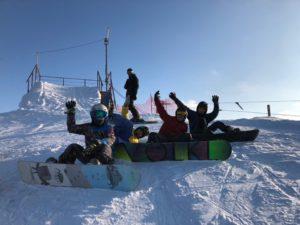 Горные лыжи и Ледяная пещера Кунгура!