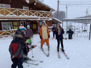 Катаемся на лыжах на зимних каникулах-2019 в Подмосковье!