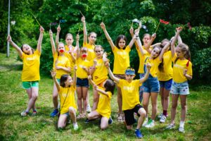 Детский лагерь на лето 2019 в Подмосковье!