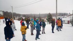 Есть места в зимнем лагере Кислород!