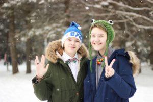 Собираемся в зимний лагерь